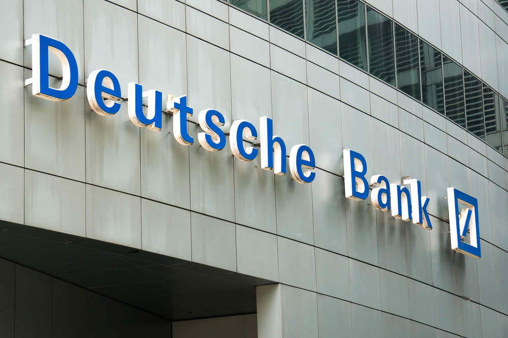 Deutsche Bank chief believes remote working could cut costs and improve margins