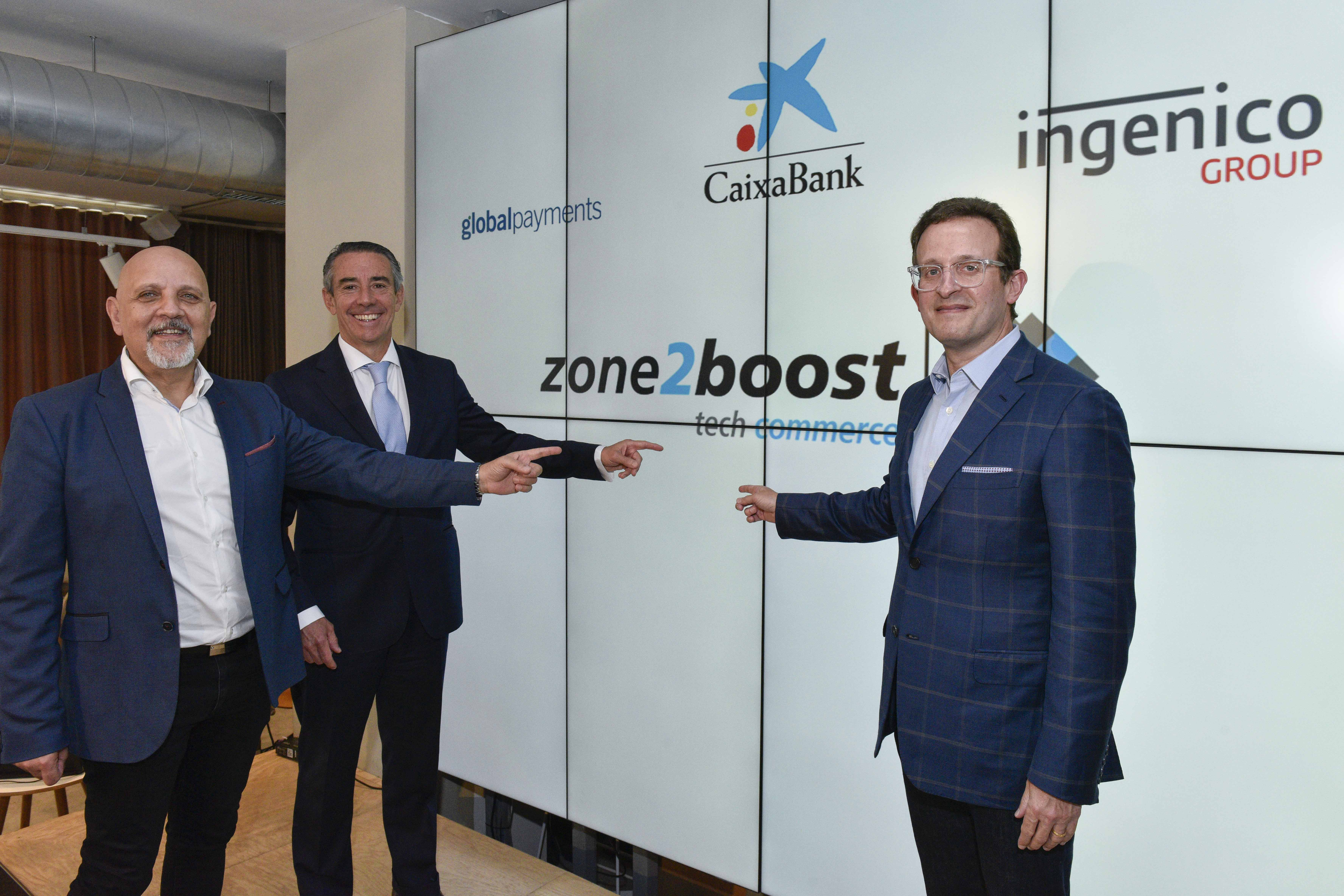 CaixaBank, Global Payments, and Ingenico create innovation programme