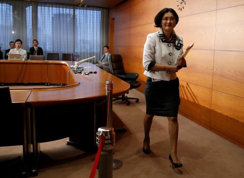 BOJ board member says global economic is on track despite coronavirus
