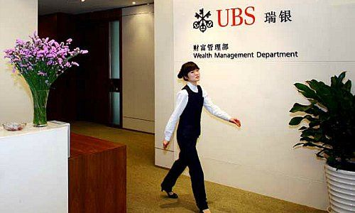 UBS Doubles China headcount despite coronavirus