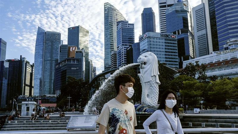 Coronavirus relief measures hit Singapore banking profits