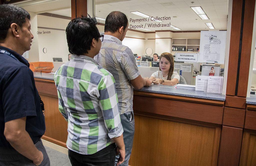 Philippine: banks' credit losses to jump threefold