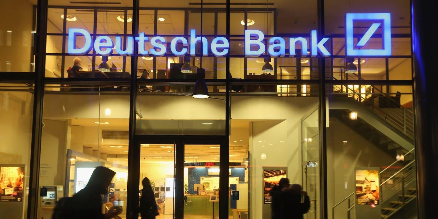 Deutsche Bank may slash up to 450 retail banking job in Germany