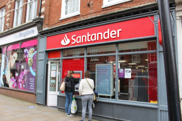 Covid-19: Santander UK extends financial support to customers