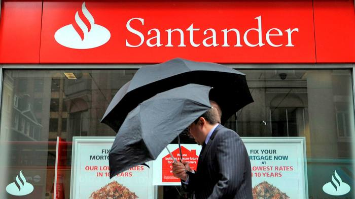 Santander reports first-ever annual loss, as Q4 net profit drops 90%