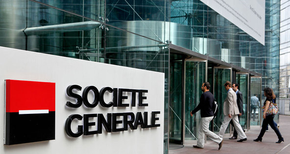Société Générale caps a tough year with better than expected Q4 results