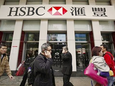 HSBC targets money-maker Hong Kong, ignoring geopolitics, as profit drops 34%