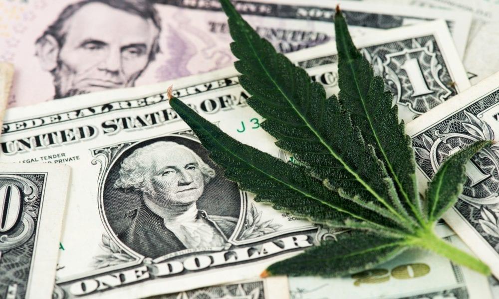 Cannabis Money - US banks and the cannabis conundrum