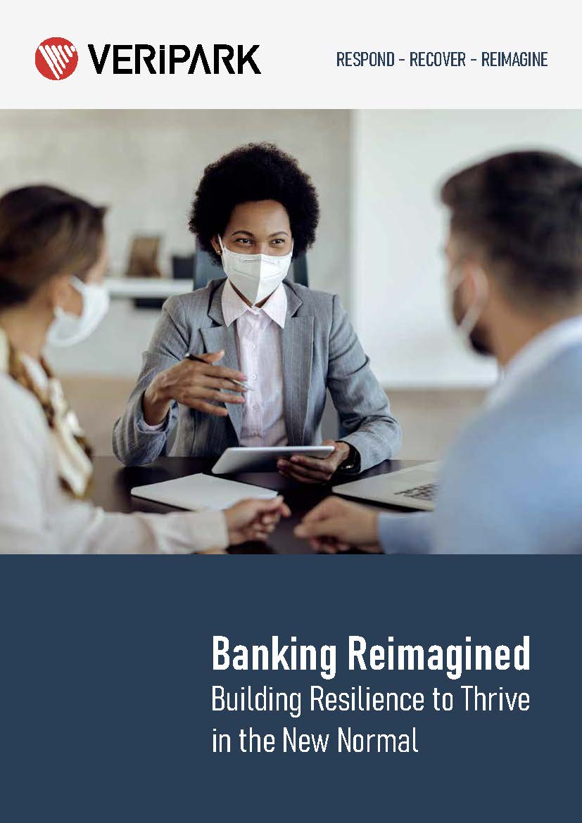 E book Banking new normal - Five key strategies for bank branches after COVID-19