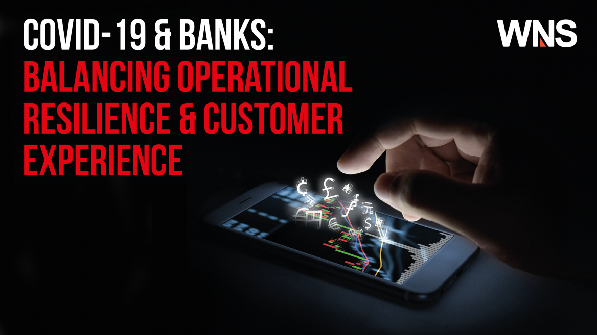 COVID 19 Banks Balancing Operational Resilience Customer Experience Aug 2020 - Will accelerated digitalisation of financial services see emergence of a 'banking Amazon'?