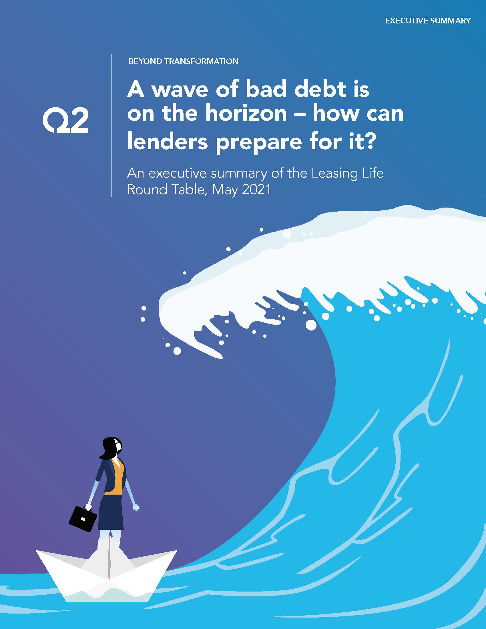 A wave of bad debt is on the horizon thumb - How technology can help manage the high cost of lending